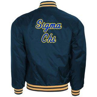 Sigma Chi Heritage Letterman Jacket