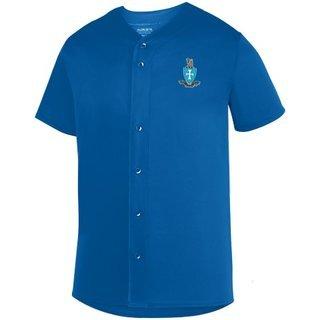 DISCOUNT-Sigma Chi Fraternity Crest - Shield Sultan Baseball Jersey