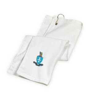 Sigma Chi Golf Towel