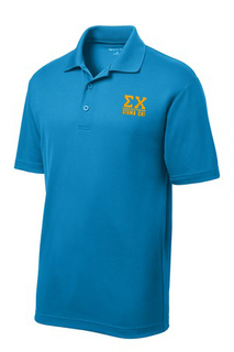 $30 World Famous Sigma Chi Greek PosiCharge Polo