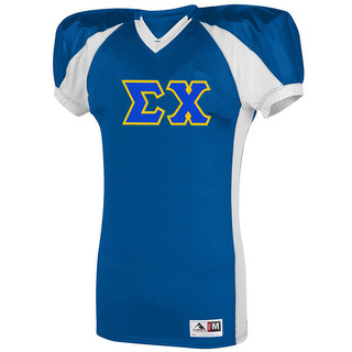 Sigma Chi Snap Football Jersey