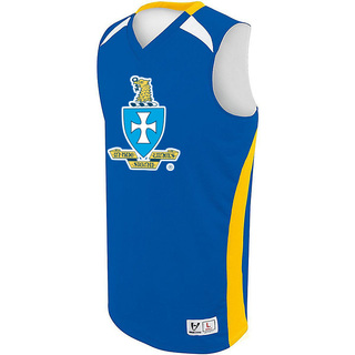 Sigma Chi High Five Campus Basketball Jersey