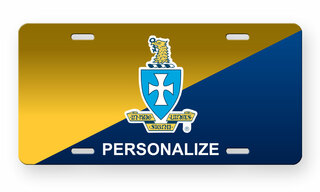 Sigma Chi License Cover