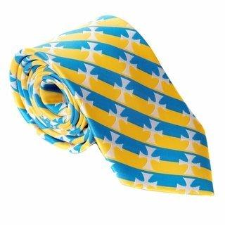 Sigma Chi Logo Tie