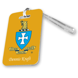 Sigma Chi Luggage Tag