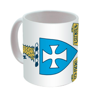 Sigma Chi Mega Crest - Shield Coffee Mug