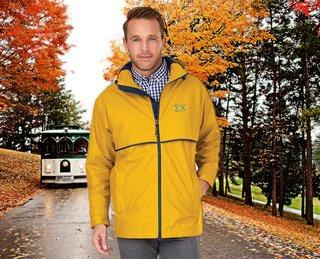 Sigma Chi Men's New Englander� Rain Jacket