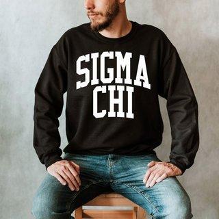 Sigma Chi Nickname Crewneck Sweatshirt
