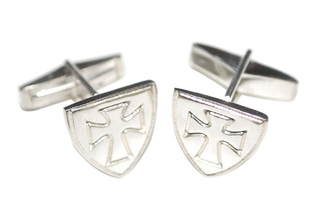 Sigma Chi Norman Shield Cuff links
