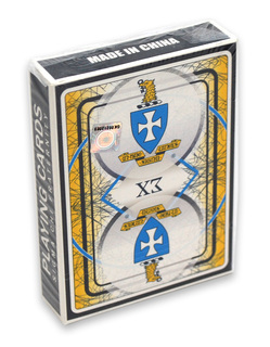 Sigma Chi Playing Cards
