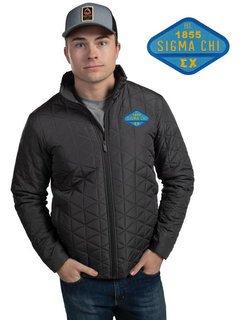 Sigma Chi Repreve ECO Jacket