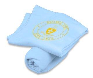 Sigma Chi Sweatshirt Blanket