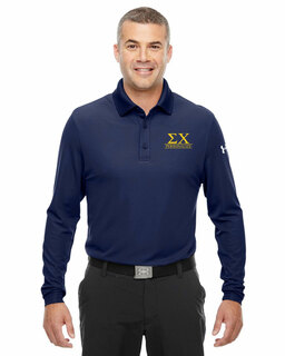 Sigma Chi Under Armour�  Men's Performance Long Sleeve Fraternity Polo