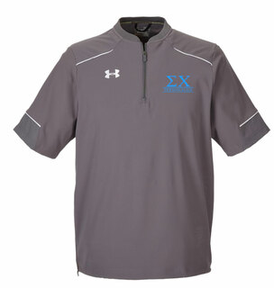 Sigma Chi Under Armour�  Men's Ultimate Short Sleeve Fraternity Windshirt