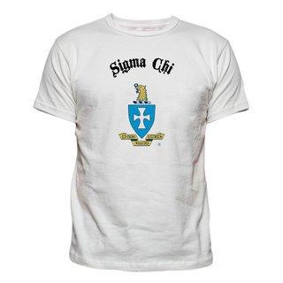Sigma Chi Vintage Crest - Shield T-shirt