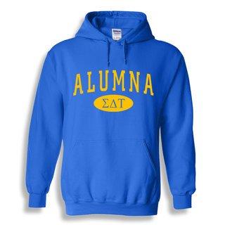 Sigma Delta Tau Alumna Sweatshirt Hoodie