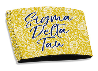 Sigma Delta Tau Coffee Sleeve