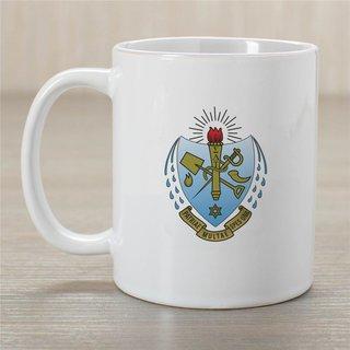 Sigma Delta Tau Crest Coffee Mug