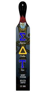 Sigma Delta Tau Custom Full Color Paddle