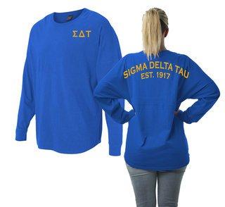 Sigma Delta Tau Game Day Billboard Jersey