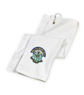 DISCOUNT-Sigma Delta Tau Golf Towel