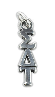 Sigma Delta Tau Jewelry Lavalieres
