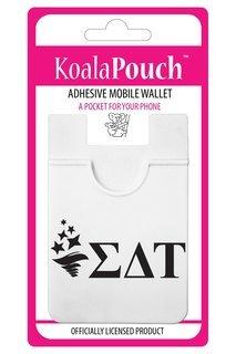 Sigma Delta Tau Logo Koala Pouch