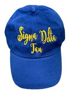 Sigma Delta Tau Magnolia Skies Ball Cap