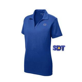 DISCOUNT-Sigma Delta Tau Mascot Polo!