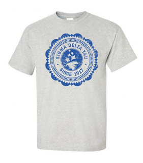 Sigma Delta Tau Old Style Classic T-Shirt