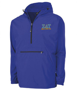 Sigma Delta Tau Pack-N-Go Pullover