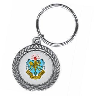 Sigma Delta Tau Pewter Key Ring