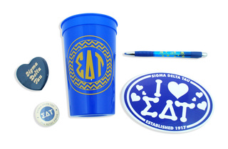Sigma Delta Tau Sister Set - Save 20%