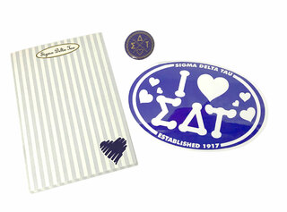 Sigma Delta Tau Sorority Musts Collection $9.95