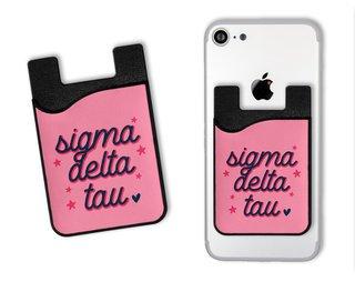Sigma Delta Tau Star Card Caddy