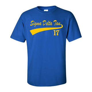Sigma Delta Tau Tail T-Shirts