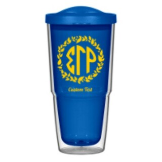 Sigma Gamma Rho 24oz Biggie Tumbler with Lid