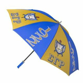 "Sigma Gamma Rho 30"" Jumbo Umbrella"