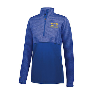 Sigma Gamma Rho 3D Regulate Pullover