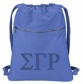 Sigma Gamma Rho Beach Wash Cinch Pack