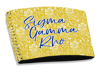 Sigma Gamma Rho Coffee Sleeve