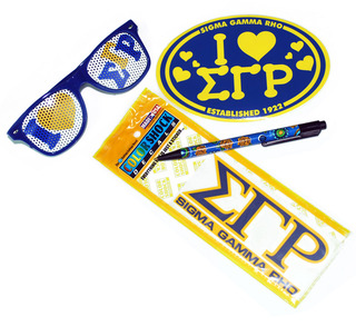 Sigma Gamma Rho Discount Kit