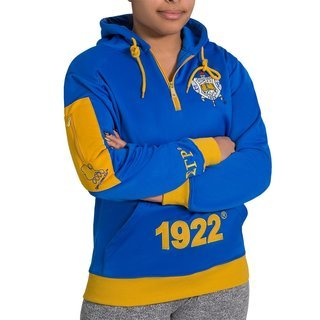 Sigma Gamma Rho Elite Hooded Pullover