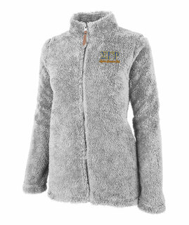 Sigma Gamma Rho Newport Full Zip Fleece Jacket