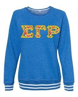 Sigma Gamma Rho J. America Relay Crewneck Sweatshirt