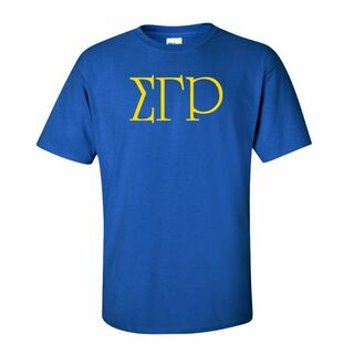 Sigma Gamma Rho University Greek T-shirts
