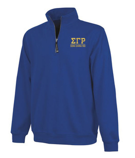 Sigma Gamma Rho Custom Fashion Pullover