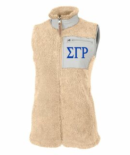 Sigma Gamma Rho Newport Fleece Vest
