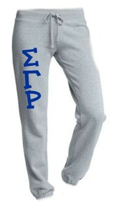 Sigma Gamma Rho Junior Core Fleece Pant