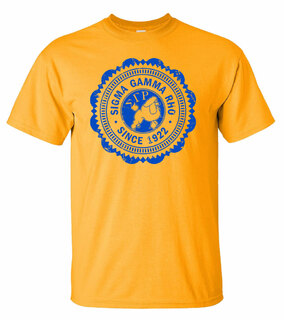 Sigma Gamma Rho Old Seal T-Shirt